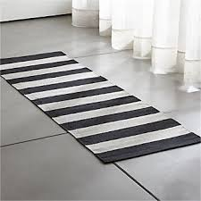 Black And White Striped Runner Rug Black And White Striped Runner Rug Furniture Shop