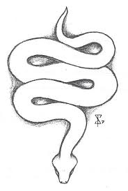 coloring cool easy draw snakes cartoon cobra 8 coloring