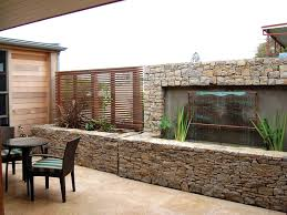decorations captivating outdoor idea with stone outdoor accent
