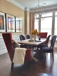 At Home Dining Chairs Try This At Home Mix And Match Dining Chairs Blulabel Bungalow