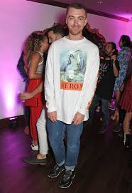 sam smith fan club sam smith looks unrecognisable as he reveals dramatic weight loss
