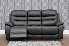Leather 3 Seater Sofas Leather 3 Seater Recliner Sofa 3rr