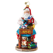 desk of delights 1018691 christopher radko ornament