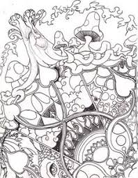 trippy coloring pages download trippy coloring pages at 550 x