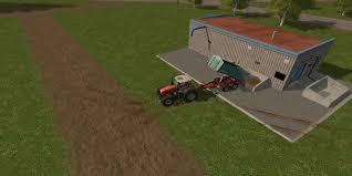 placeable fabrik 3 in one v1 ls17 farming simulator 2017 mod fs