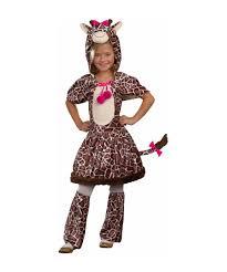 Kids Cheetah Halloween Costume Gigi Giraffe Kids Animal Halloween Costume Kids Animal Costumes
