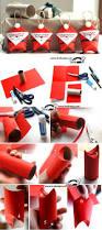 bricolage noel avec rouleau papier toilette recycler les rouleaux de papier toilette pour décorer votre maison