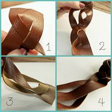braided leather cuff bracelet images Leather cuff bracelet make images jpg