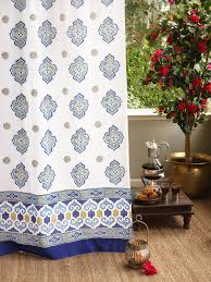 Moroccan Style Curtains Bohemian Curtains Moroccan Curtains India Curtains