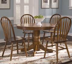Pedestal Tables And Chairs Liberty Furniture Nostalgia Oval Single Pedestal Dinner Table L