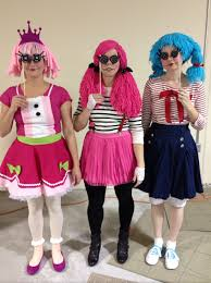 lalaloopsy costumes lala the idea of the button spectacles by day diy a