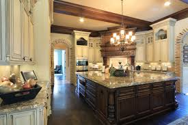 custom kitchen design ideas traditional kitchen decorating ideas with big cabinets and luxury