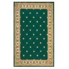 Windsor Rug Home Decorators Collection Windsor Hunter Green 3 Ft X 5 Ft Area
