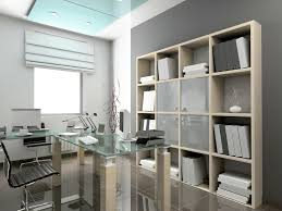 Best Office Design And Aesthetics Images On Pinterest Office - Modern home office design ideas