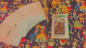 el tarot de los orishas tarot of the orishas review youtube