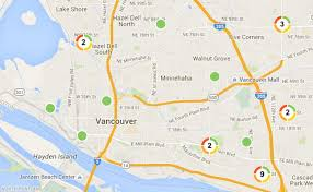 clark map outages safety clark utilities