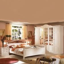 Kleiderschrank Landhaus Schlafzimmerm El Ideen 3 Tlg Schlafzimmer In Wei Im Landhausstil Kleiderschrank