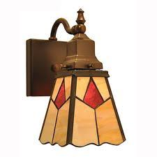 Mission Wall Sconce Arts U0026 Crafts Mission Style Brass Wall Lighting Fixtures Ebay