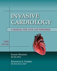buy invasive cardiology a manual for cath lab personnel learning