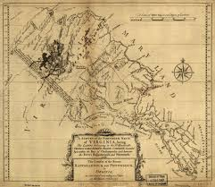 Alexandria Va Map Virginia Northern Neck Land Documents