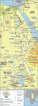 nile river on map nile river facts definition map history location