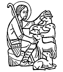 jesus the good shepherd coloring pages 15 best catechesis images on pinterest jesus christ religious