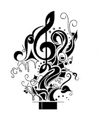 music tattoo designs que la historia me juzgue