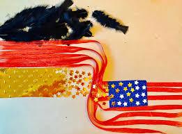 Red Flag Day 2017 Flag Day Winner Annika M From Germany U2013 Global Awareness