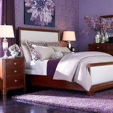 bedroom pleasing minist bedroom interior design purple walls