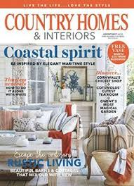 Country Homes Interiors Magazine Subscription Decorating A New House Or Need Help Turning That House Into A