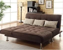 modern leather sleeper sofa leather sleeper sofas queen regarding home best design ideas
