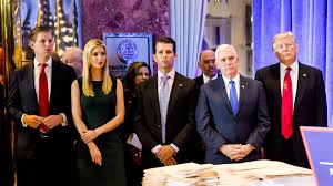 Donald Trump Family Pictures by Donald Trump U0027s Plan To Keep His Business Is A National