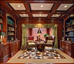 Luxury Homes Interiors Luxury Home Libraries Great Gallery Arafen