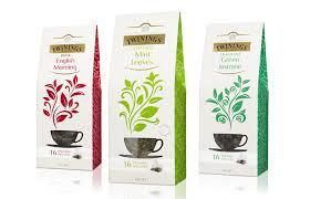 twinings the dieline packaging branding design innovation news