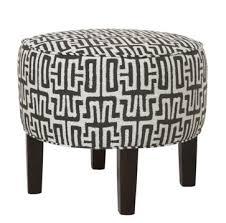 Round Chair Name Catalina Round Ottoman