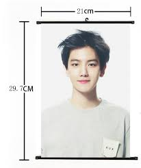 popular flat design pictures buy cheap flat design pictures lots kpop band exo hanging poster different designs a4 wall scroll painting pictures wall sticker wall picture