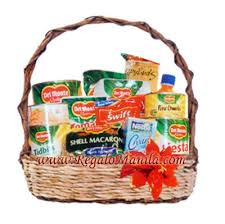 christmas food baskets regalomanila send christmas foods and gift to philippines