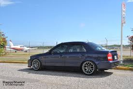 lowered mazda protege happystance cars mazda pinterest