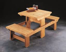Building A Wood Picnic Table by 10 Best Picnic Table Ideas Images On Pinterest Outdoor Tables