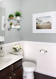 powder room makeover transform any powder room easily and quickly