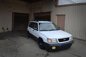 subaru forester lowered lowered foresters page 62 nasioc