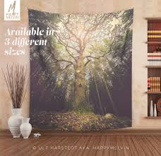 the taller we are wall tapestry tapestry boho wall