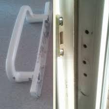 sliding glass door lock repair sliding glass door handle repair saudireiki