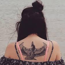 egyptian goddess of magic isis tattoo design ideas 10 lava360
