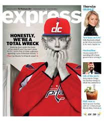 It U0027s A Cover Up by Express Cover The Lincoln Memorial Is A Dc Sports Fan And He U0027s A