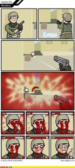 Bleeding Eyes Meme - bloodshot eyes web comics 4koma comic strip webcomics web comics