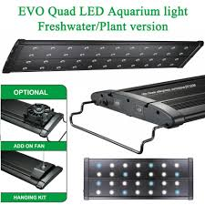 24 aquarium light bulb 18 24 45 60cm evo quad freshater plant fish marine reef cichlid