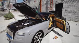 roll royce brasil rolls royce wraith add on replace animated gta5 mods com