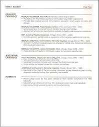 100 pre med resume sample 100 medical doctor curriculum