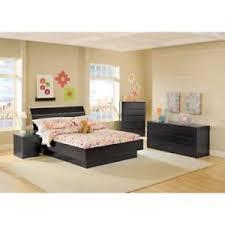 Headboard Nightstand Combo Bedroom Dresser Set Ebay